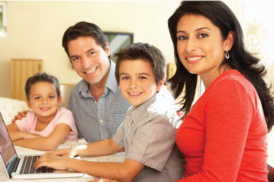 Patient forms online make it easy for your family.