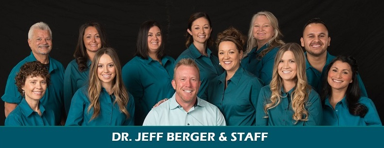 The dental staff of Dr. Jeff Berger are committed to providing the best care for their Sonora patients.