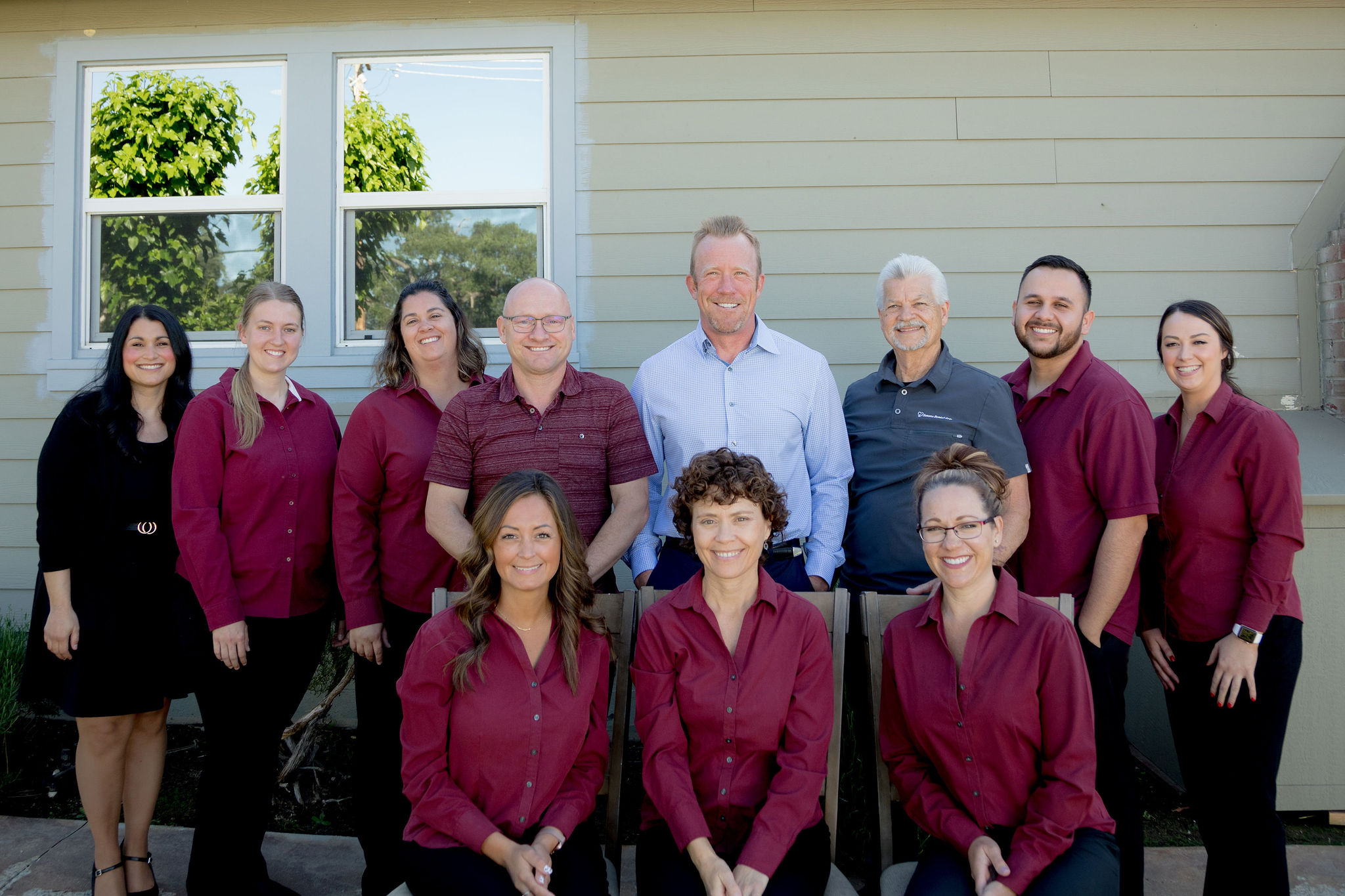 Sonora dentist, Dr. Jeff Berger and his team welcome you to schedule your first appointment with us soon.